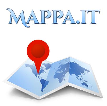 Cartina Italia Interattiva Html.Trova L Indirizzo Prescelto Sulla Mappa Dell Italia